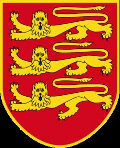 Wappen der Kanalinsel Jersey