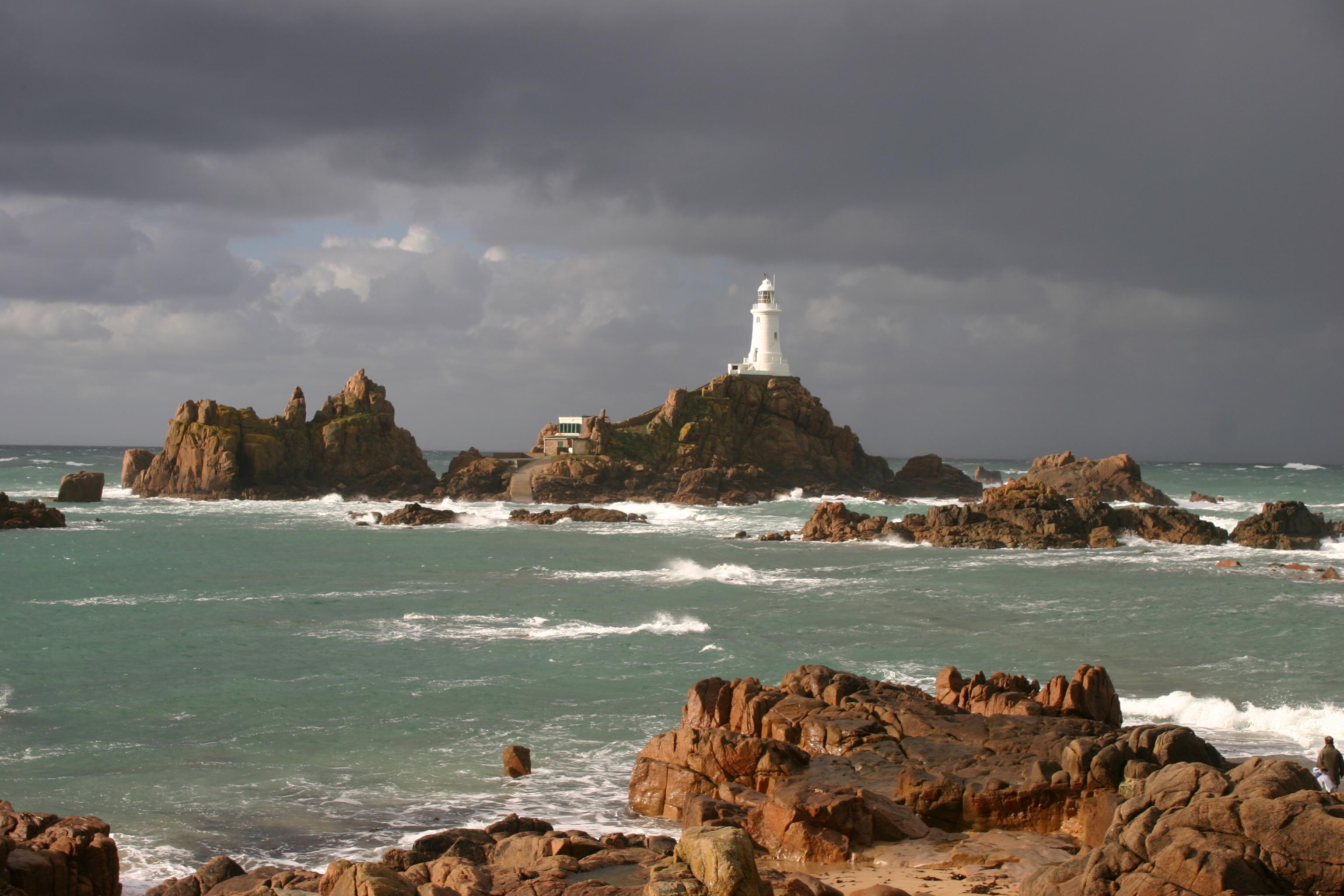 Corbiere - Der berühmteste Leuchtturm vor Jersey