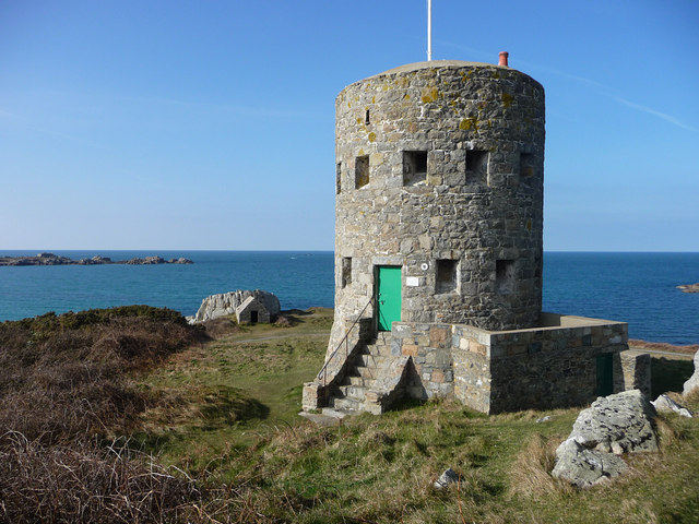 Guernsey - Loophole Tower