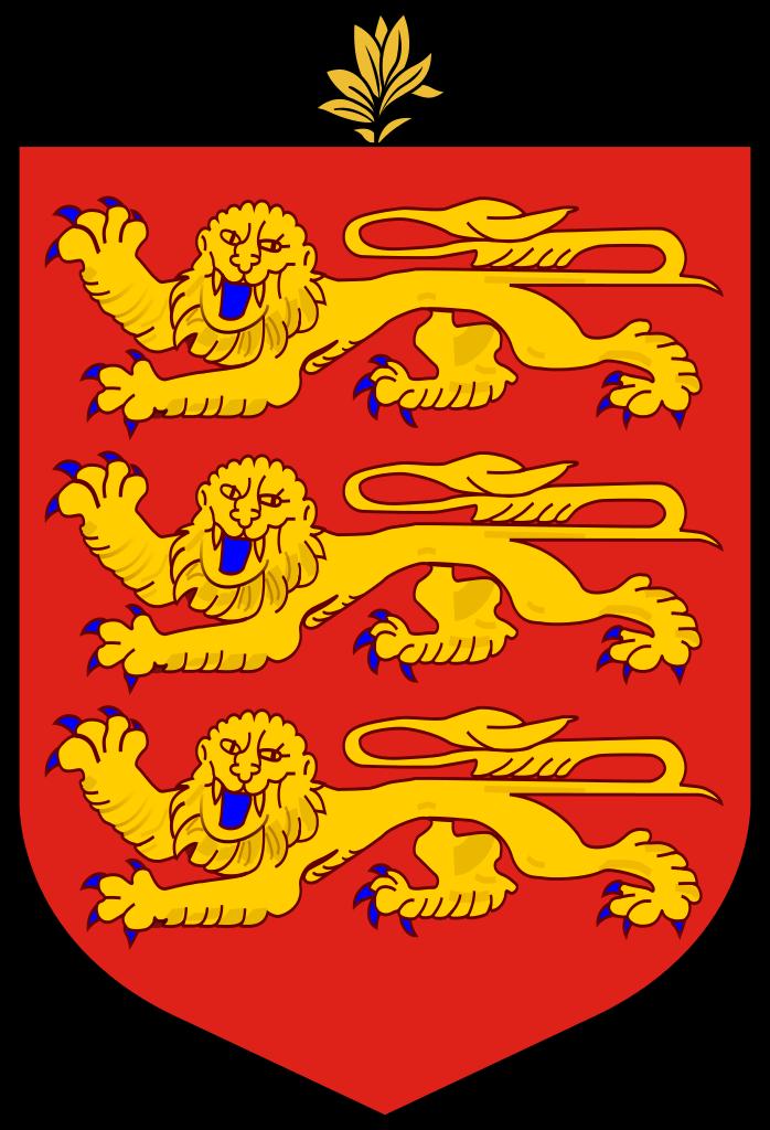Guernsey - Wappen
