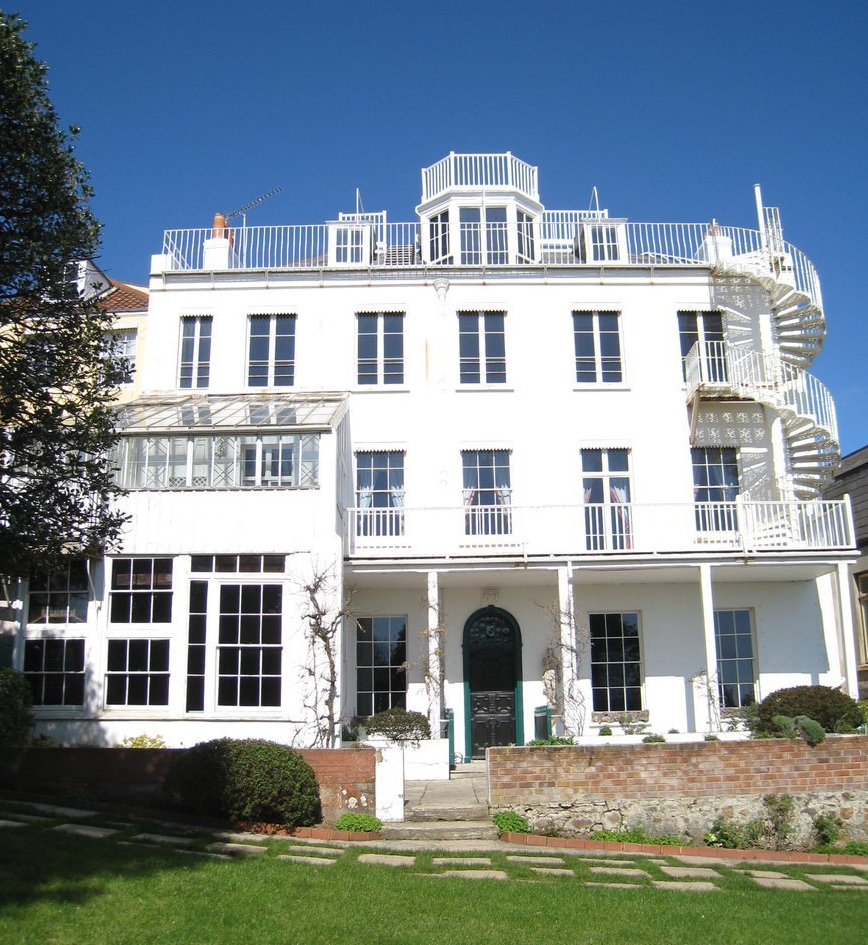 Guernsey - Hauteville House
