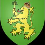 Alderney - Wappen von Alderney