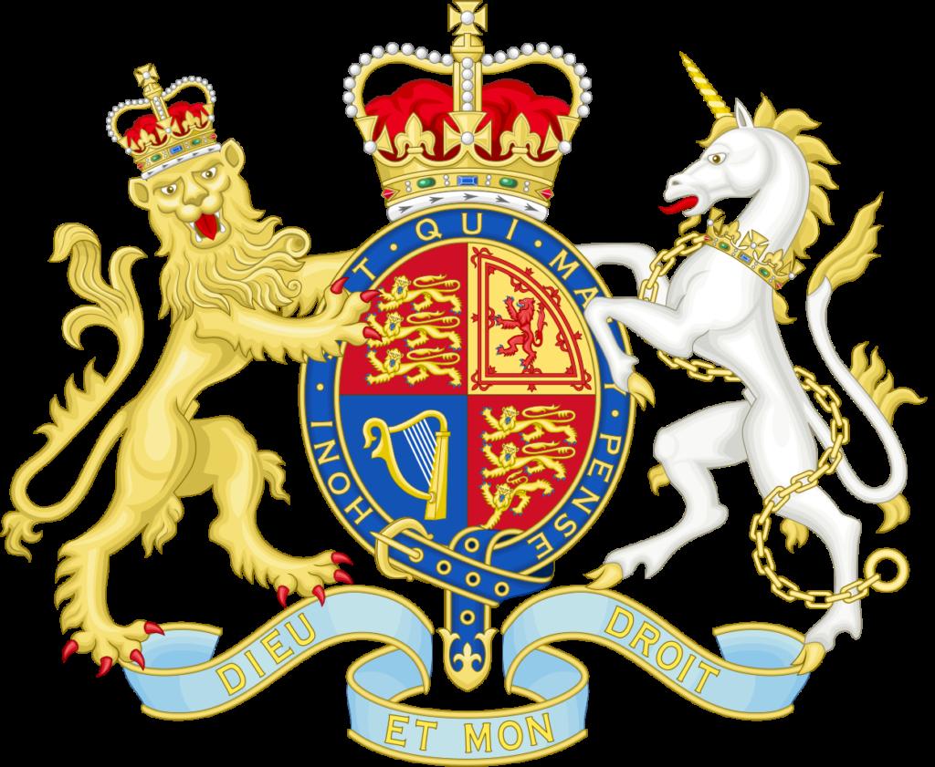 Wappen der britischen Krone