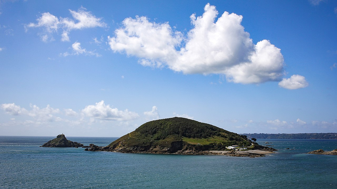 Die Kanalinsel Jethou
