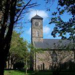 Anglikanische Kirche auf Sark aus dem Jahr 1820