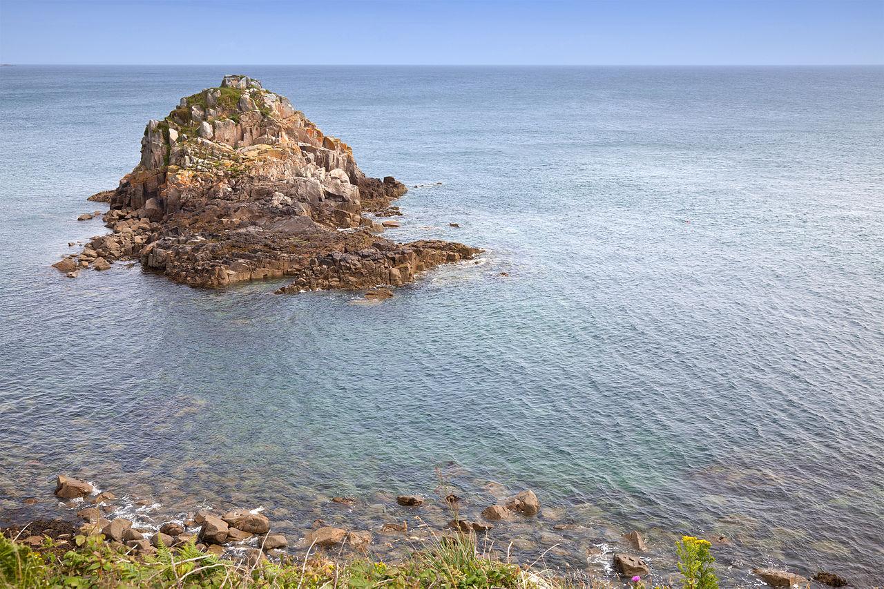 Caquorobert vor Herm bei Guernsey