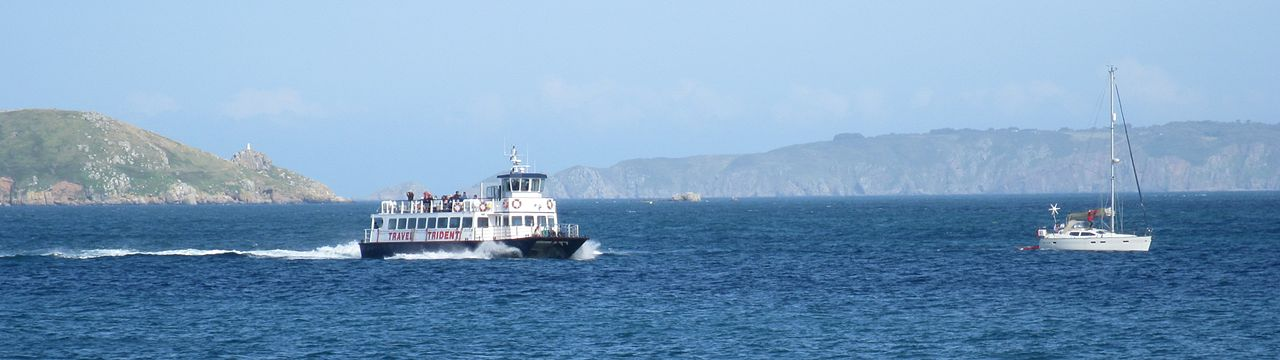 Little Roussel vor Guernsey